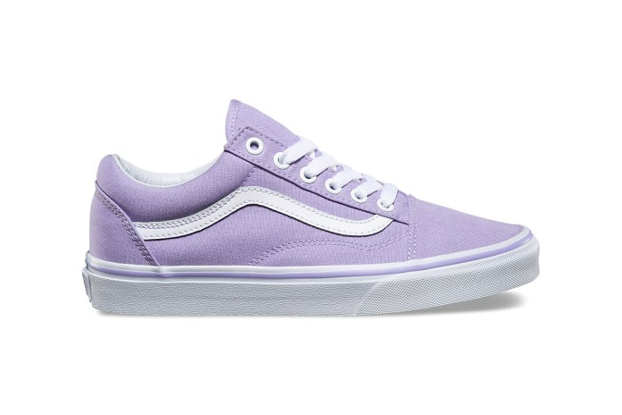 "The Vans Old Skool ""Lavender"" Is Utter Purple Perfection"