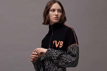 Picture of Stay Cozy Forever with Victoria, Victoria Beckham's 2017 Fall/Winter Collection