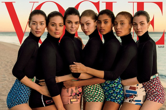 Ashley Graham, Kendall Jenner & More Explain Diversity to 'Vogue'