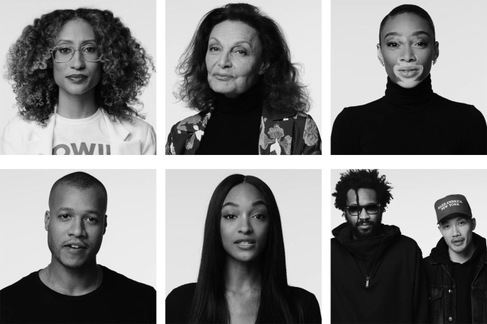 Watch 81 of Fashion's Biggest Faces Share Powerful Statement Against the Refugee Ban