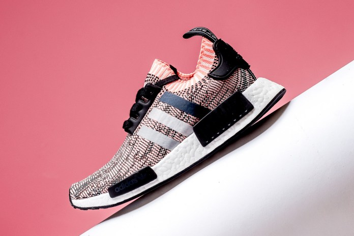 Here's a Closer Look at the adidas NMD_R1 Primeknit Blushing With Pink