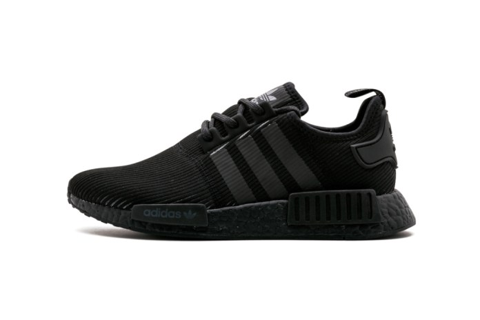 """There's Something Different About This adidas Originals' NMD_R1 """"Triple Black"""""""