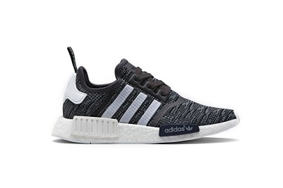 """The New """"Midnight Grey"""" adidas NMD_R1 Has a Glow-In-The-Dark Sole"""
