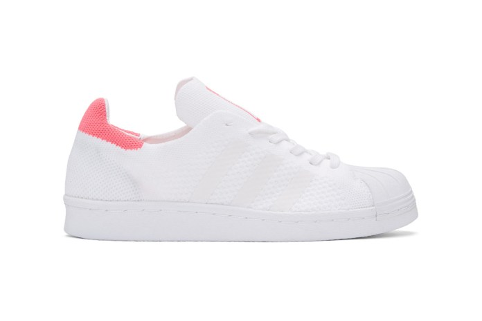 Spring's Favorite Pink Skims a New adidas Originals Superstar 80s Primeknit