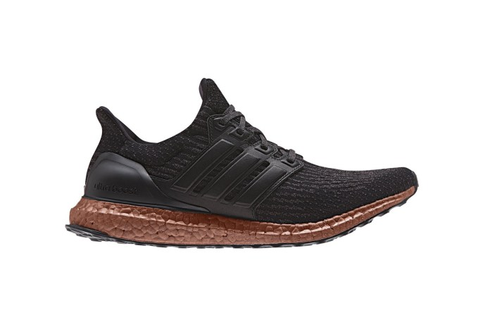 adidas Casts the UltraBOOST 3.0 in Bronze BOOST