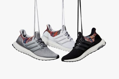 Customize a Pair of Multicolored UltraBOOSTs at the adidas NYC Flagship