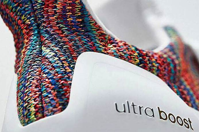 Soon You'll Be Able to Customize Multicolored UltraBOOSTs