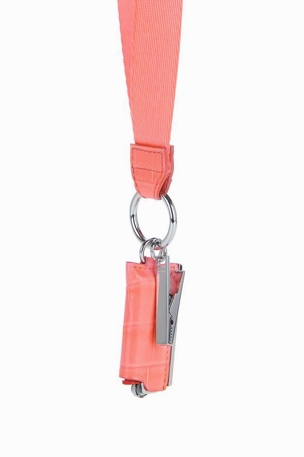 Alexander Wang 2017 Spring Lighter Case Necklace Jewelry - 100360