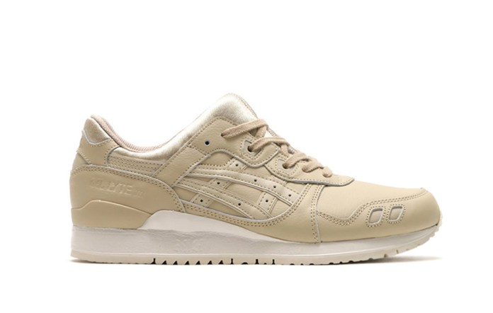 "Start Your Day Right With the ASICS GEL-Lyte III ""Latte"""