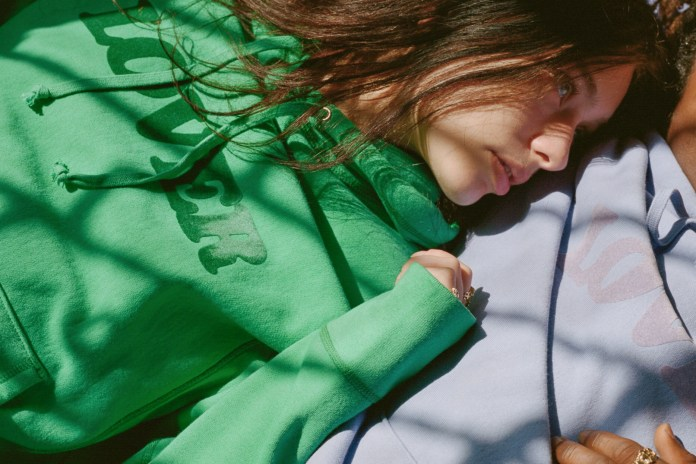 """UNION LOS ANGELES Drops Bianca Chandôn's Latest Collection With """"To Be in Love"""" Editorial"""