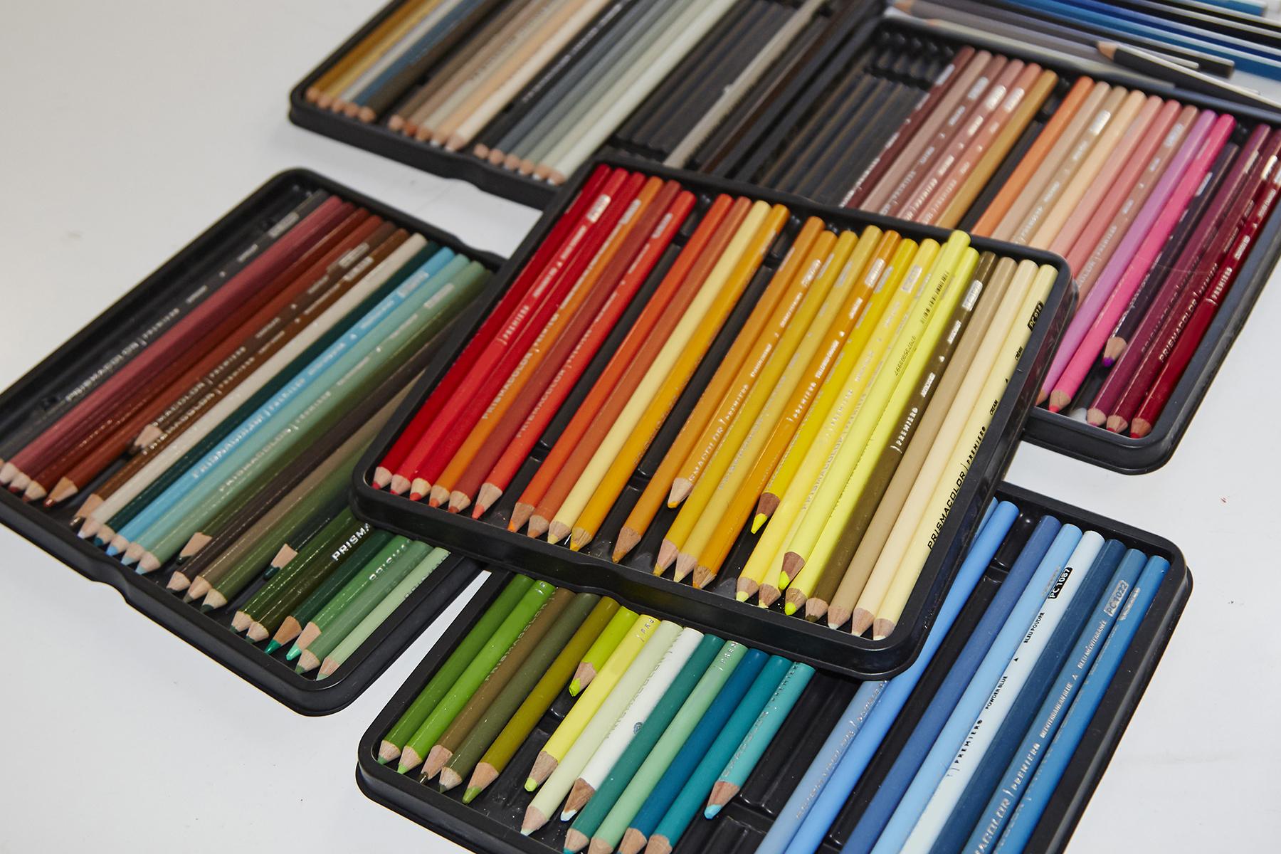 CJ Hendry Christian Louboutin Art Basel Hong Kong Exhibition Color Oil Paint - 98448
