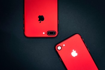 Picture of Here's a Closer Look at the Special Edition (PRODUCT)RED iPhone 7 and iPhone 7 Plus