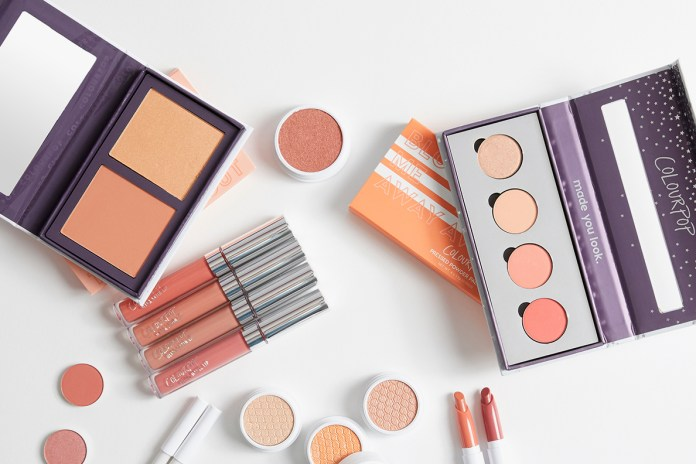 ColourPop's First-Ever Pressed Powder Blush Collection Is Here