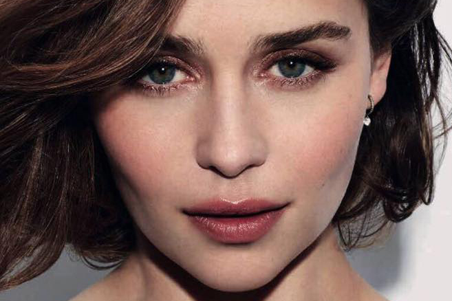 Emilia Clarke Becomes the Face of Dolce & Gabbana's New Fragrance