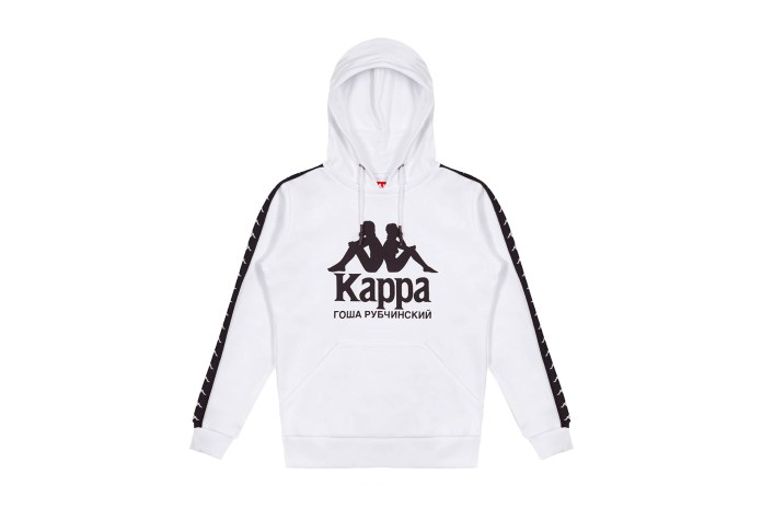 The New Gosha Rubchinskiy Collab Means Kappa Is the Cozy Sportswear Brand You Must Know