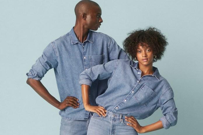 H&M Introduces Its Unisex Denim Collection