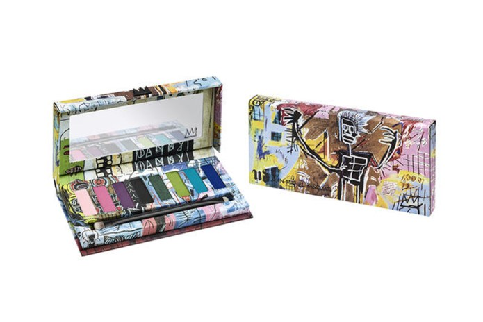 Urban Decay Teases 12-Piece Collection Inspired by Jean-Michel Basquiat
