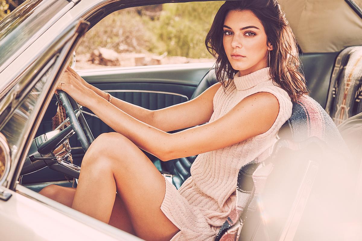 Kendall Jenner Penshoppe 2017 Spring Summer Campaign Lookbook - 100326