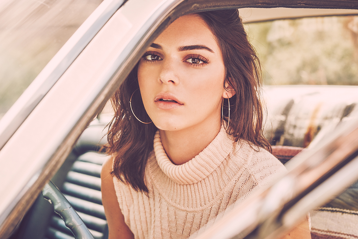 Kendall Jenner Penshoppe 2017 Spring Summer Campaign Lookbook - 100330