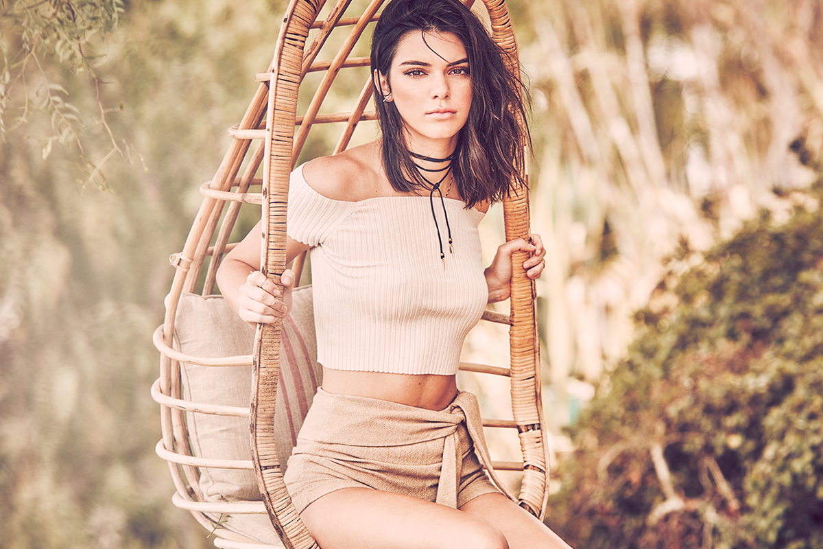 Jenner kendall front philippine clothing campaign