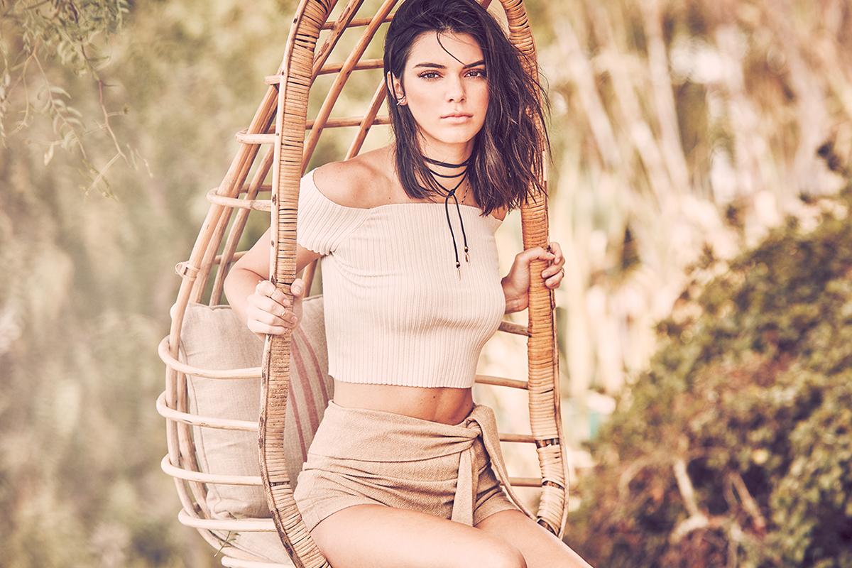 Kendall Jenner Penshoppe 2017 Spring Summer Campaign Lookbook - 100331