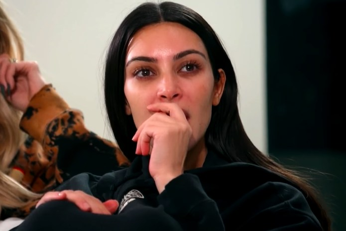 Kim Kardashian Says She Was Being Watched on Night She Was Robbed