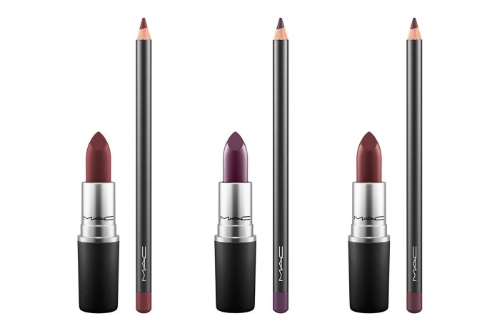 MAC Updates Its Lip Duos with New Vampy Shades