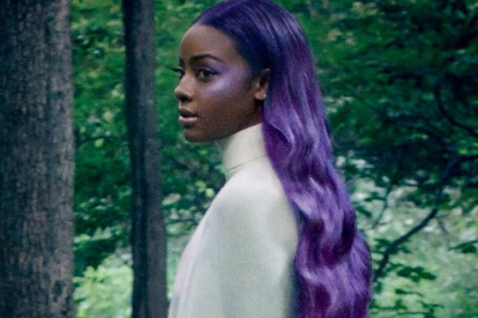 Justine Skye & MAC Are Dropping an Iridescent Highlighter for Your Inner Purple Unicorn
