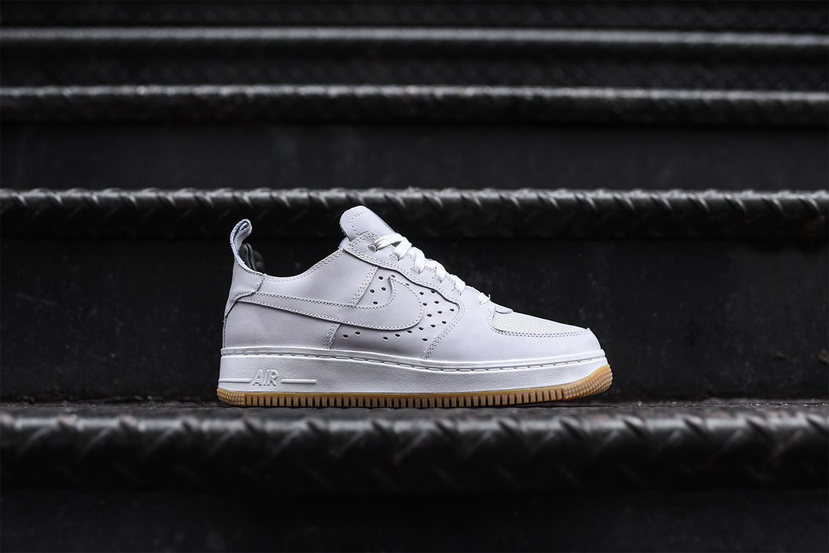 Nike Air Force 1 CMFT TC SP Sail Black Gum - 100275