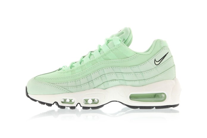 Nike's Air Max 95 Gets Minty Fresh for Springtime
