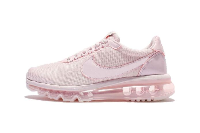 Fall in Love With a Nike Air Max LD-Zero in Light Pink