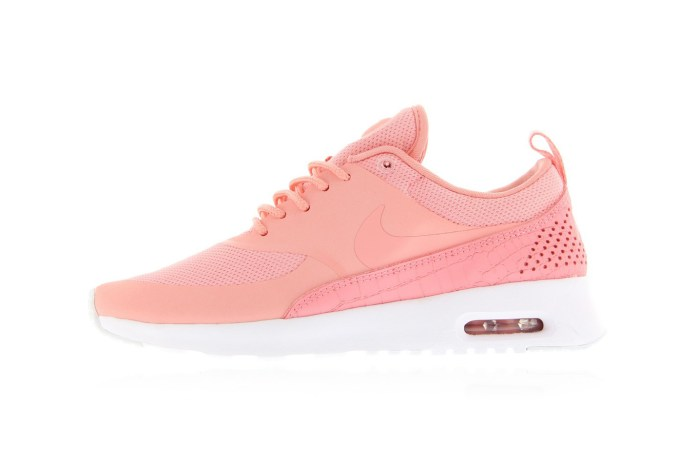 "Nike's Air Max Thea ""Bright Melon"" Is a Sharp Pink Shock"