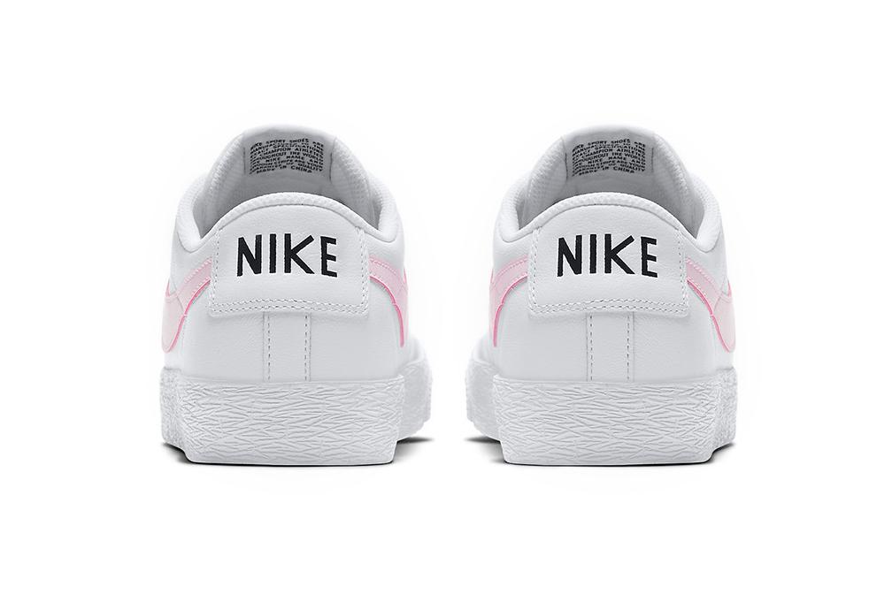 Nike SB Blazer Low XT White Prism Pink - 99940