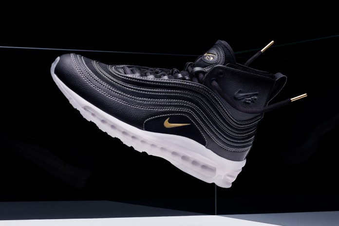 Here's Your First Look at the Riccardo Tisci x NikeLab Air Max 97 Mid