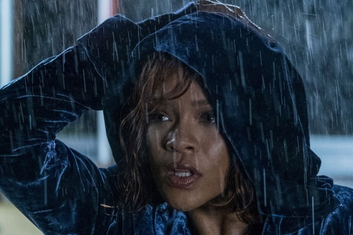 Watch Rihanna Squirm as She Watches Herself in an Intimate 'Bates Motel' Scene