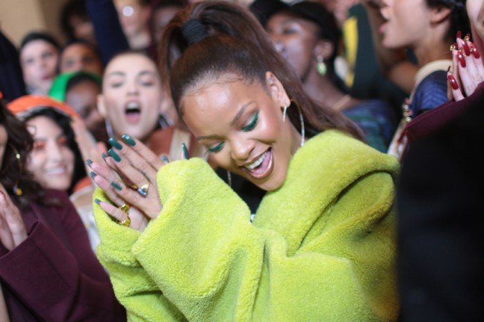 Watch Rihanna's Fenty PUMA 2017 Fall/Winter Show Here