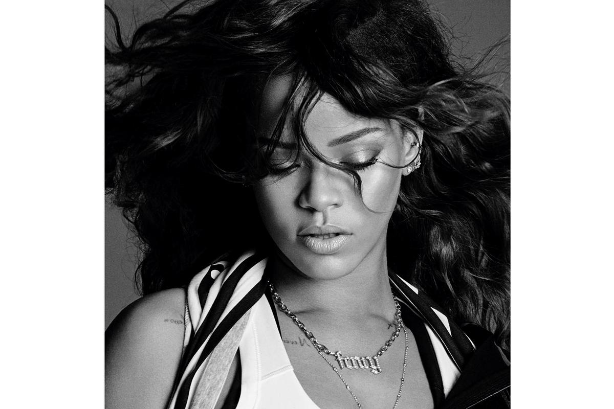 Rihanna Fenty PUMA 2017 Spring Summer Campaign - 102305