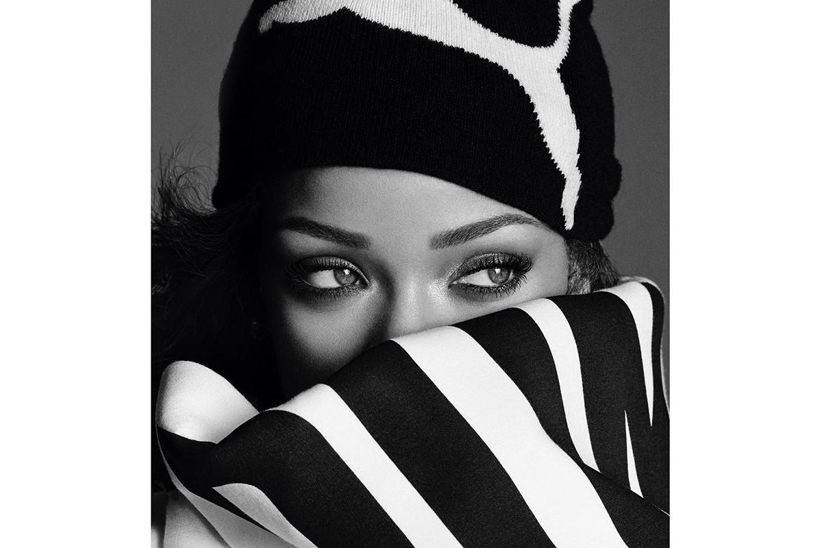 Rihanna Fenty PUMA 2017 Spring Summer Campaign - 102304