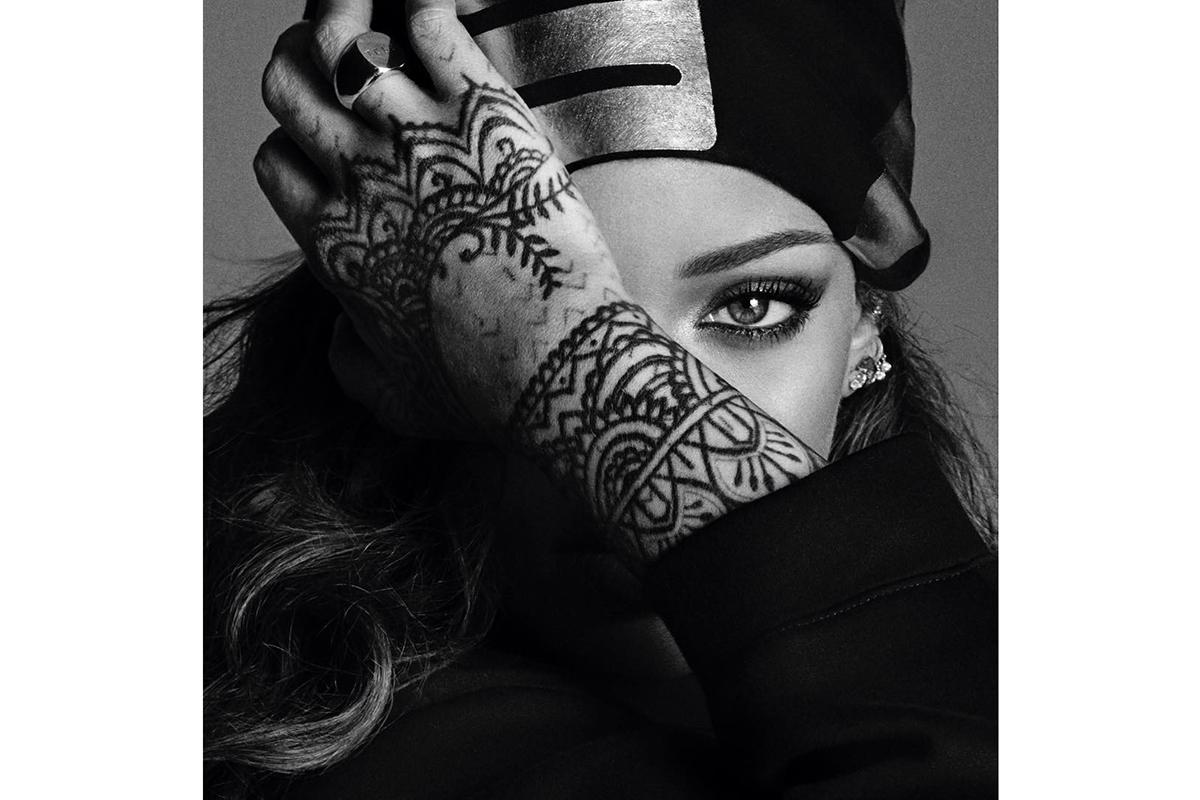 Rihanna Fenty PUMA 2017 Spring Summer Campaign - 102309