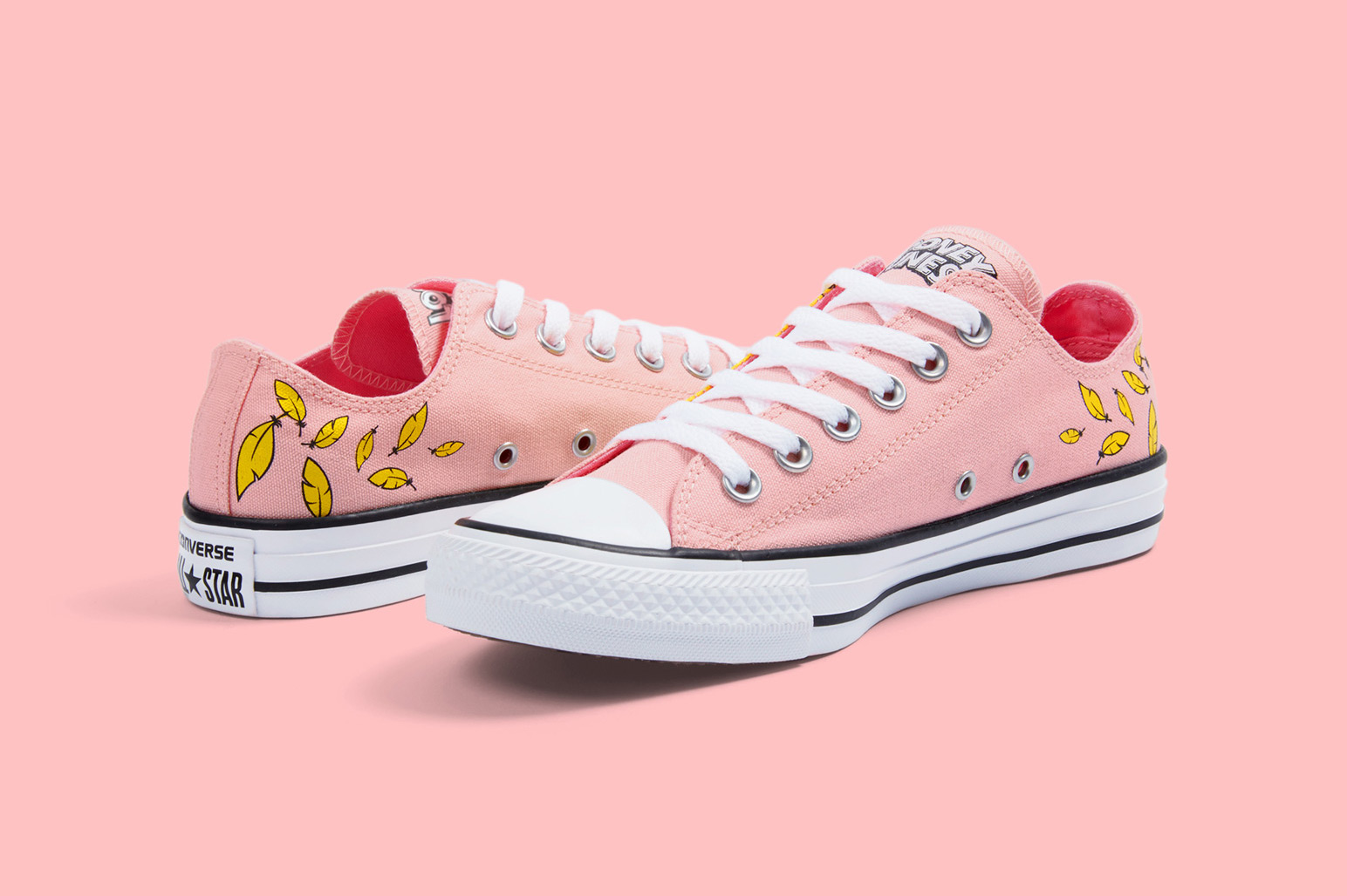 Tweety Converse Chuck Taylor All Star Looney Tunes Collection - 100473
