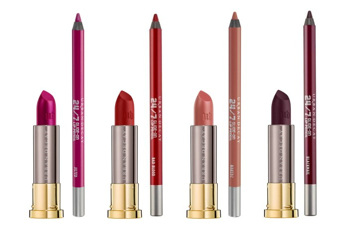 Urban Decay Launches Its Own Lip Kits and They're Gorgeous