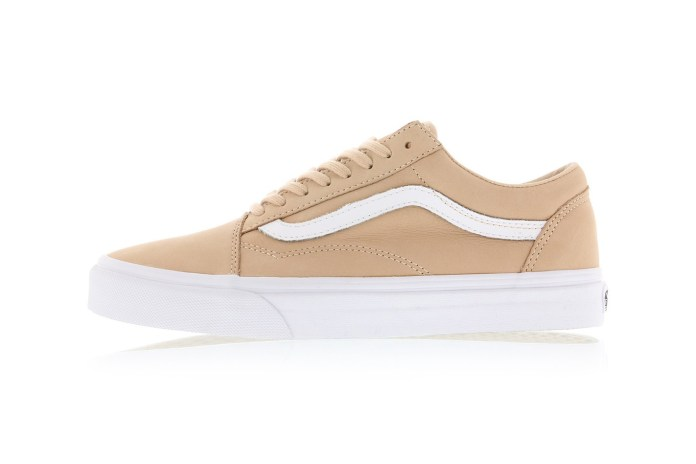 "Vans' Old Skool ""Toasted Almond"" Is a Nude Worth Lusting Over"
