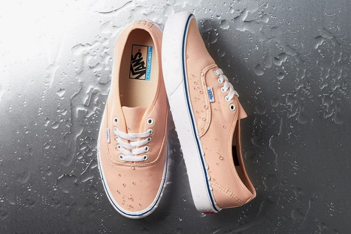 Vault by Vans Teams Up with Schoeller for a Weather-Ready Capsule Collection