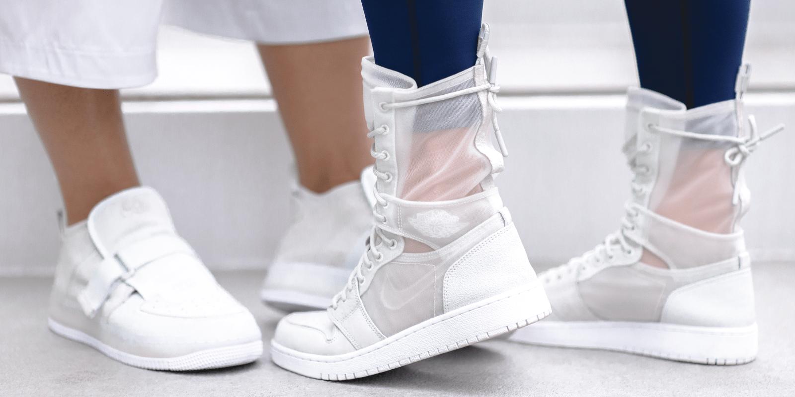 On Feet Look at Nike The 1 Reimagined: EXPLORER | HYPEBAE