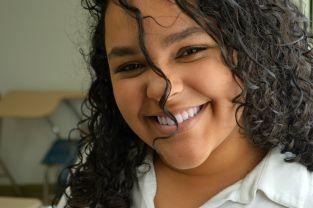 Frances Lee Reyes, estudiante Escuela de Comunicaciones ©2016 ChelianyP