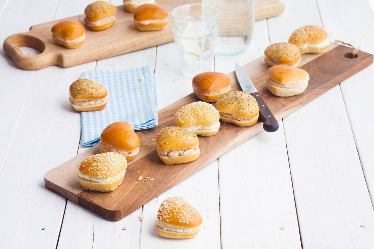 Mini-Sandwiches