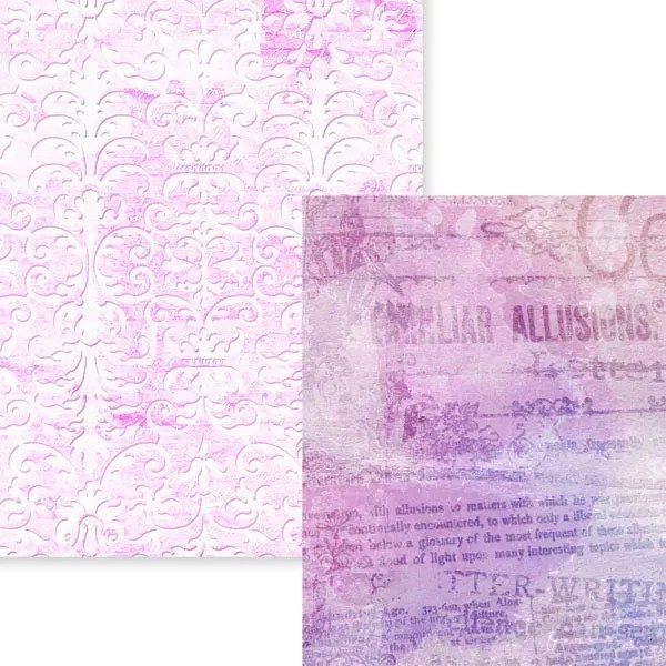 a30989a826cea Toile Patterns:Pink, Blue and Ivory Toile Digital Paper- Instant Download