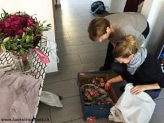 Romy bringt den Blumenzauber