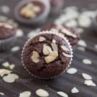Schokoladen Mandel Muffins