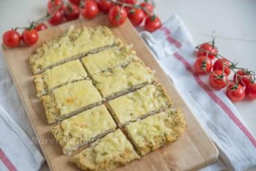 Karfiol Breadsticks